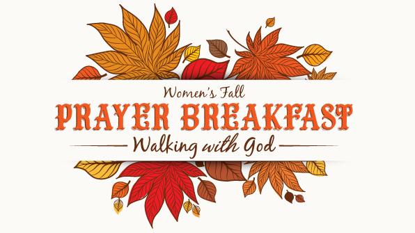 Women's Fall Prayer Breakfast | The Compass